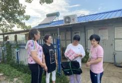 凤台县妇联督查妇女创业项目实施情况